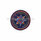 Шеврон МЧС министерство по чрезвычайным ситуациям РБ