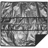 Укладка (полотно с кармашками для хранения) черная (карманы прозрачные)