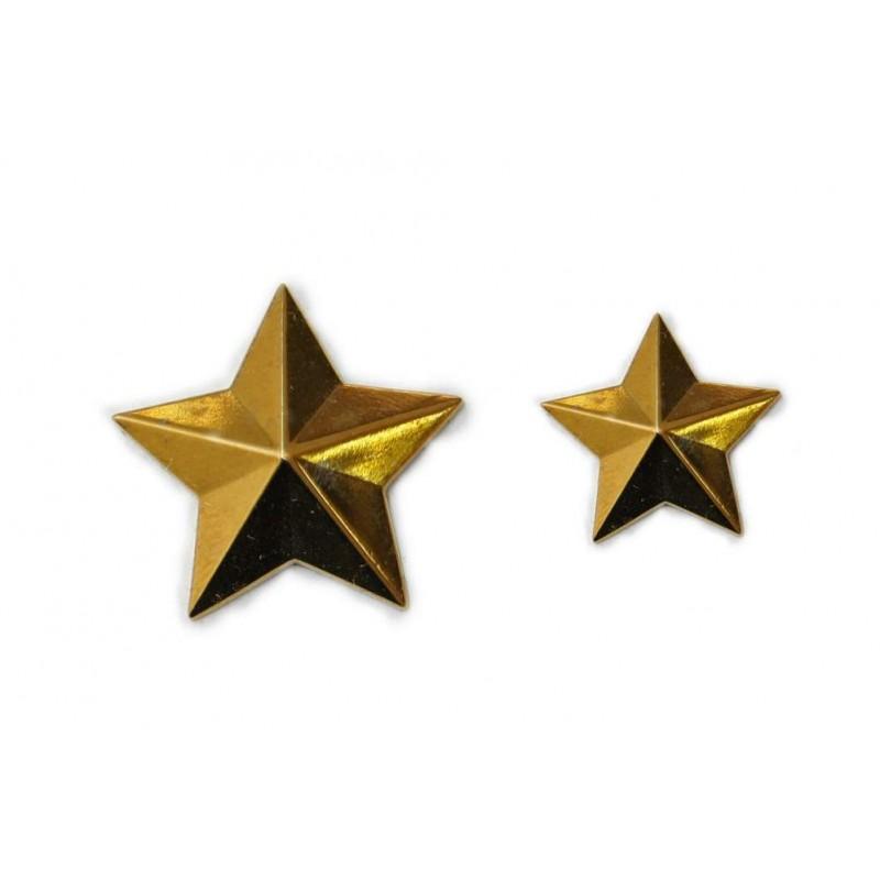 Звезда МВД большая Ф20