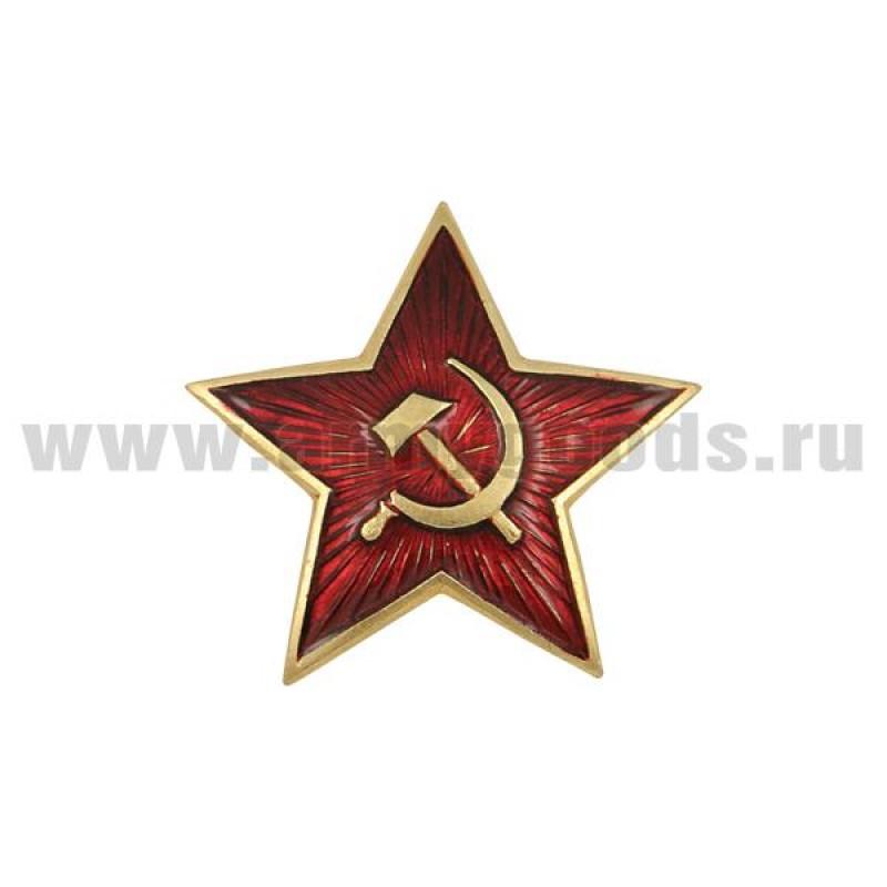 Значок Звезда СА