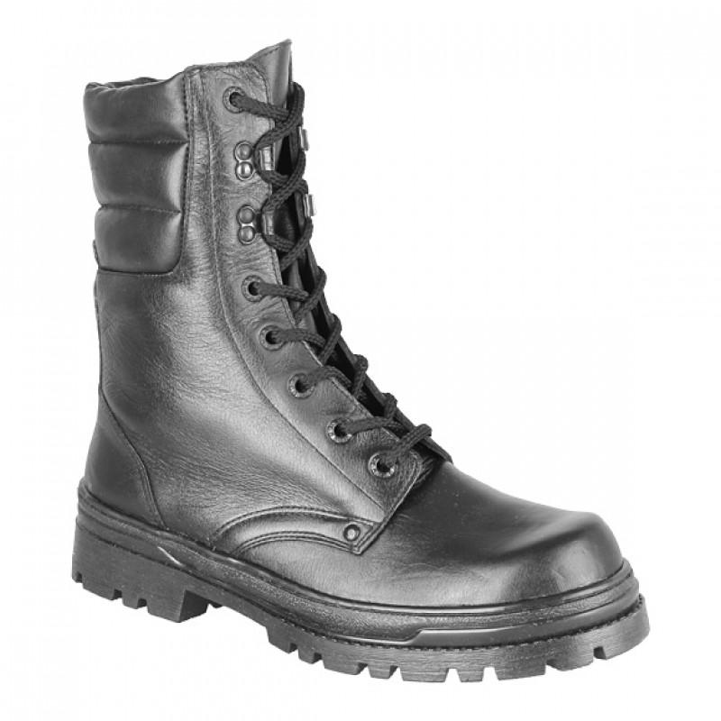 Берцы (ботинки) мужские кожаные Гродно