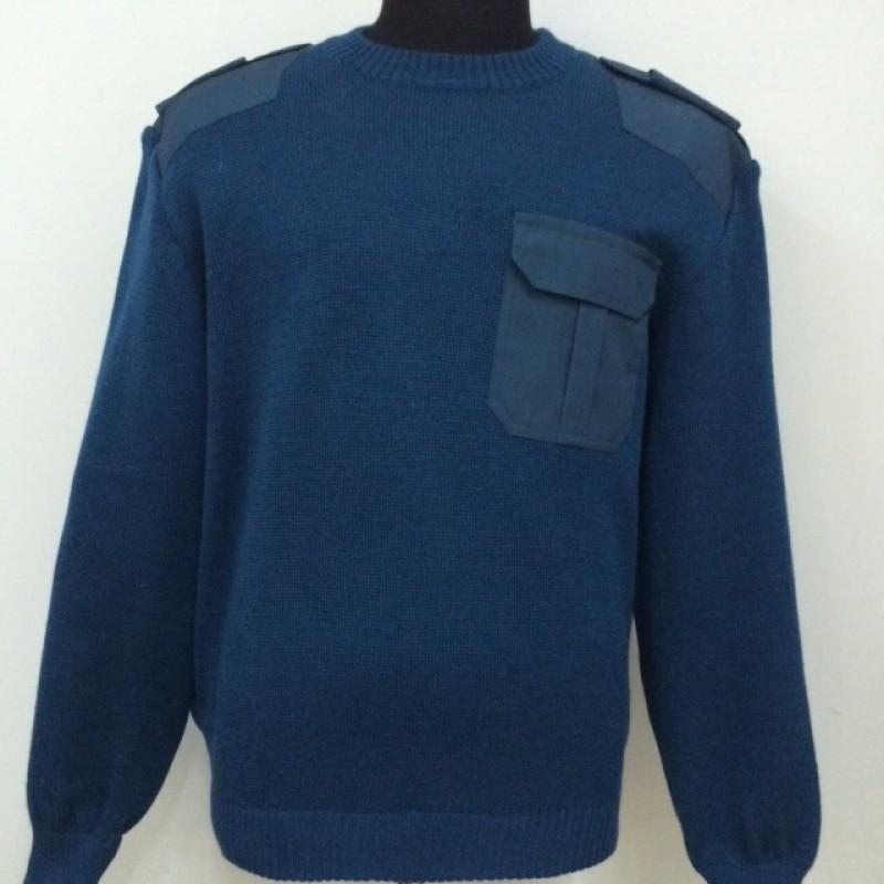 Джемпер (свитер)с накладками для МЧС