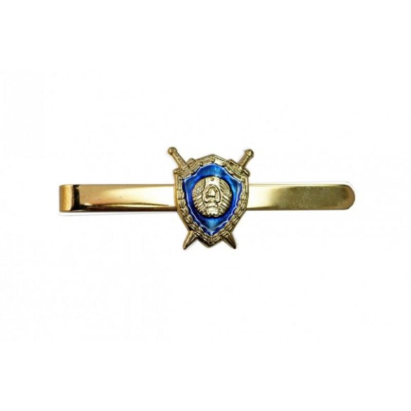 Зажим (заколка) для галстука с логотипом следственного комитета РБ