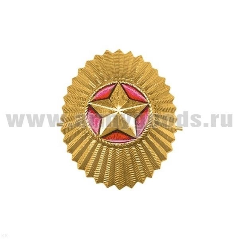 Кокарда ВС РБ малая